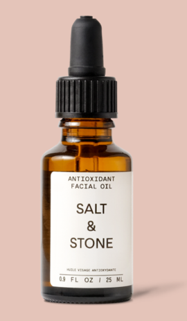 Salt And Stone Antioxidant Face Oil, All Natural Skin Care, women's workout clothes, athleisure