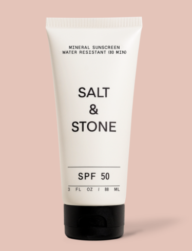 Salt And Stone, all natural SPF sunscreen
