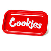 Cookies Blue or Red Metal Rolling Tray COOKIES CLOTHING