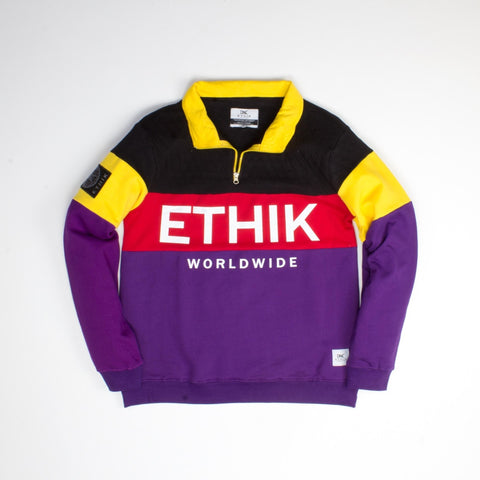 Ethik Light Quilted Tech Fleece