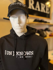 Unknown - Original Logo - Pull Over Hoody