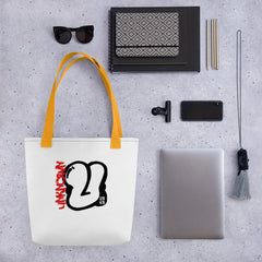 UNKN Big U Division Tote bag