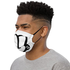UNKN Big U Division Premium face mask
