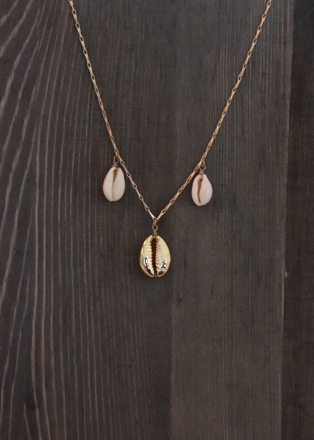 Tulum Shell Necklace