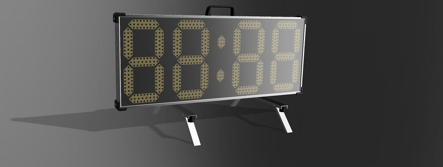 Freestyle Pace Clock