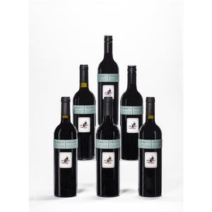 Six Pack of Marquis Philips Sarah's Blend with Six Different Vintages