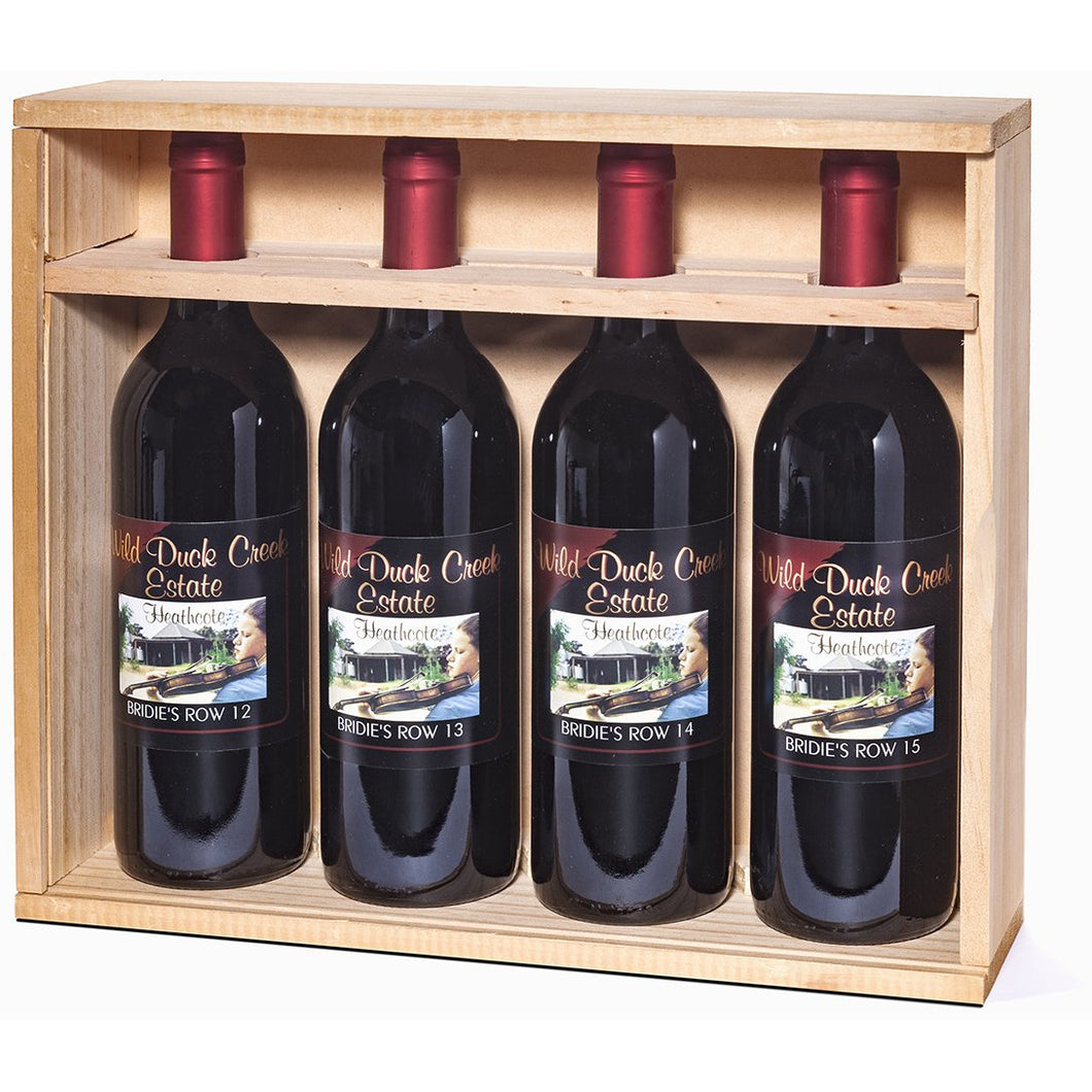 WIld Duck Creek Estate Bridie's Row Four Pack