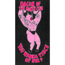 Bacon of the Month Club Wanna Piece Of Me Apron