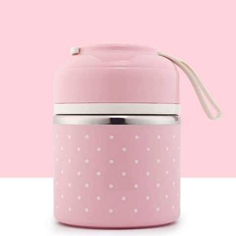 Meeneembare thermo lunchbox