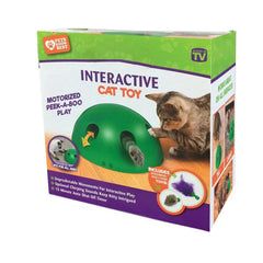Pop n play interactief kattenspel