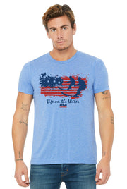 Men's Flag Tee (Choose Your Discipline)