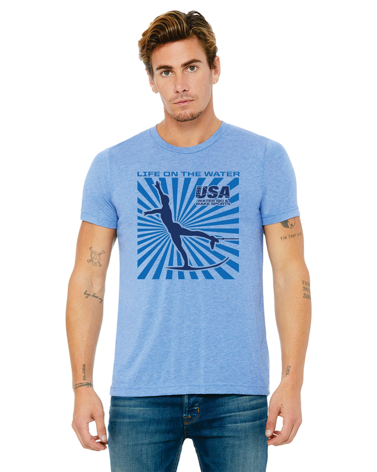 Men's Splash Tee (Choose Your Discipline)
