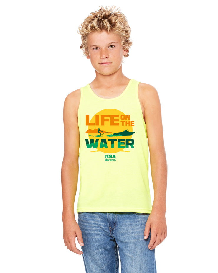 Youth Graphic Tank Top