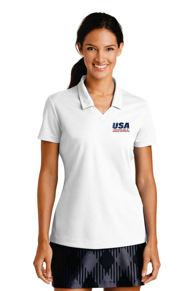 Nike Ladies Dri-FIT Micro Pique Polo