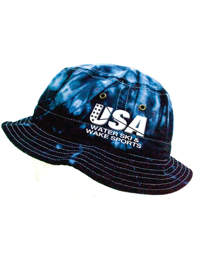 Tie-Dye Youth Bucket Hat
