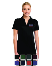 Ladies PosiCharge® Active Textured Polo