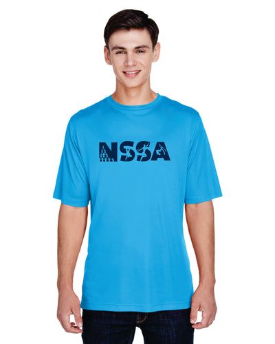 NSSA Men's Zone Performance T-Shirt