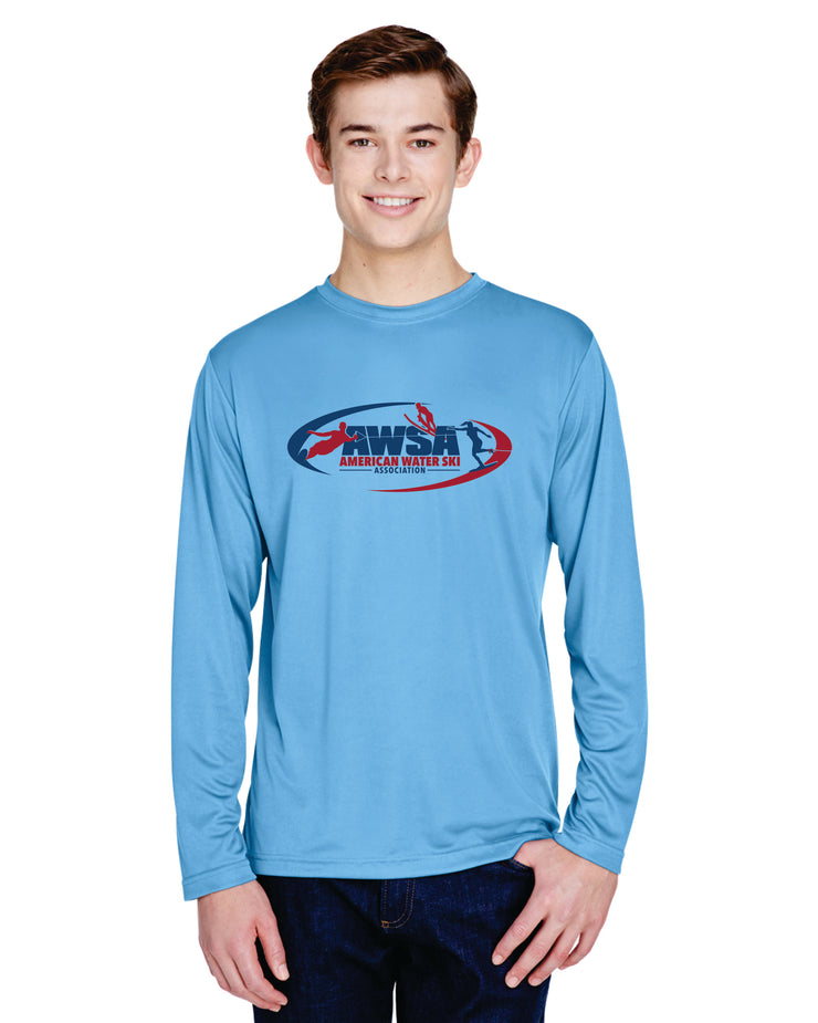 AWSA Zone Performance Long-Sleeve T-Shirt