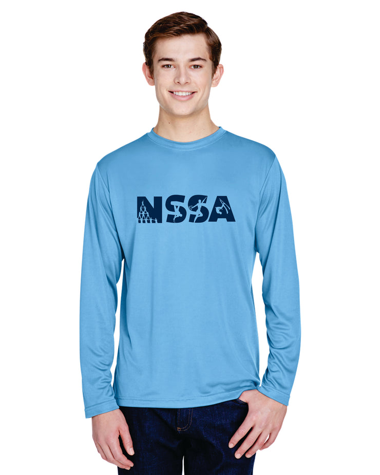 NSSA Zone Performance Long-Sleeve T-Shirt