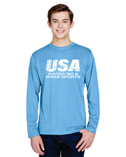 Zone Performance Long-Sleeve T-Shirt
