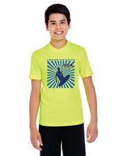 Youth Splash Performance Tee (Choose Your Discipline)