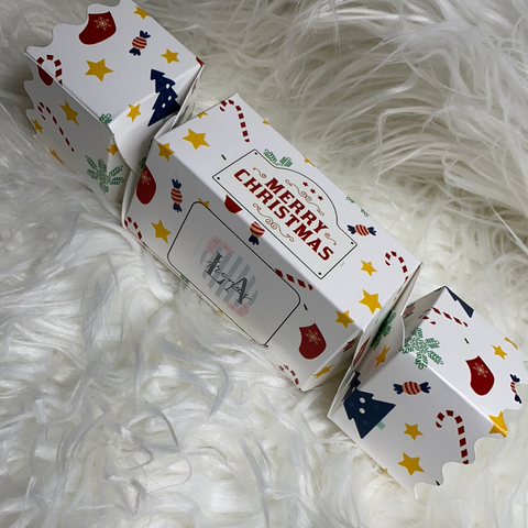 Snow fairy Christmas Cracker