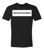 Nick Diaz Academy Block - Short Sleeve