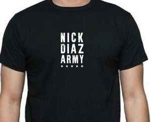Nate Diaz UFC 244- Official Fight Tee *Limited Edition*