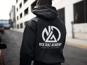 NDA Original Logo Hooded Sweater