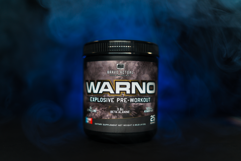 Warno™ Pre-Workout Review On Spotterup.com