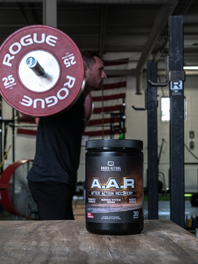 Why AAR is the Best Recovery Supplement in Your Arsenal