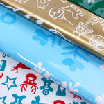 Christmas Gift Bags (30pcs/4 sizes) - 30% OFF!