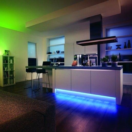 16FT Color Changing LED Light Strip (With Remote Control)