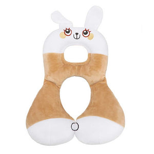 Baby Headrest U-shaped Pillows