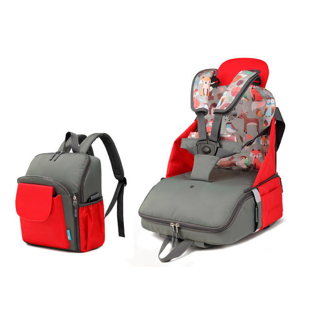 Diaper Bag Multifunction Dining Chair