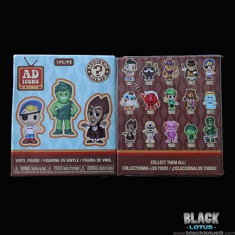 Funko Ad Icons Mystery Minis - Series 1 SPECIALTY SERIES!!!