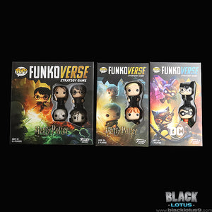 Funkoverse Pop! Strategy Games in stock!!!