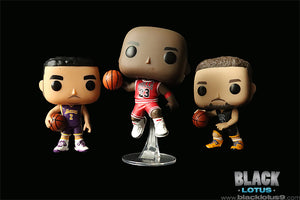 New NBA Pop! now in stock, including Michael Jordan, Lonzo Ball, and Stephen Curry!!!