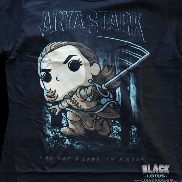 NEW Game of Thrones Funko Pop! Tees - Arya Stark/Daenerys Targaryen