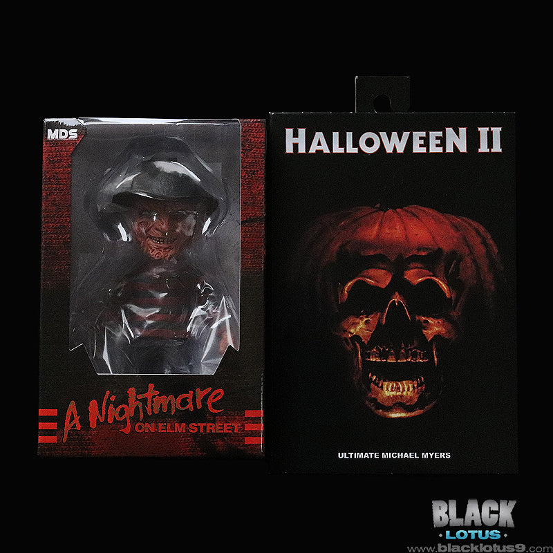 NEW Mezco and NECA!!!