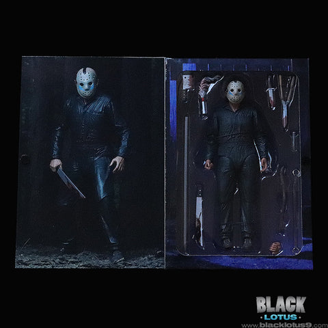 NECA Friday the 13th Part 5 - Ultimate Roy Burns!!!