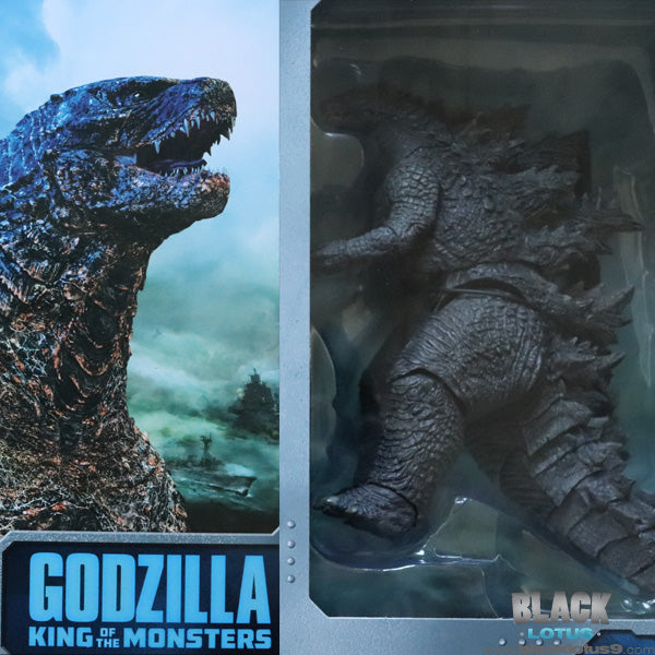 Godzilla: King of the Monsters!!!