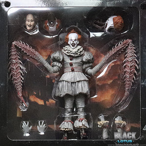 Ultimate Dancing Clown Pennywse from NECA Toys!!!