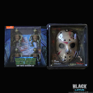 New NECA Back in stock - TMNT and Friday the 13th!!!