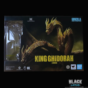 Bandai/Tamashii Nations - S.H. MonsterArts - Godzilla: King of the Monsters - King Ghidorah (2019)