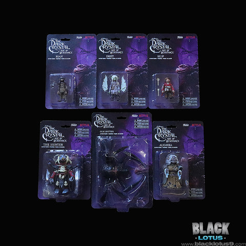 Funko Action Figures - Jim Henson's The Dark Crystal: Age of Resistance - Set of 6