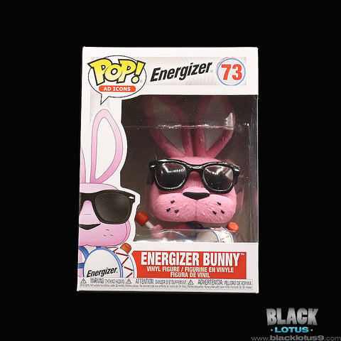 Funko Pop! - Ad Icons - Energizer Bunny
