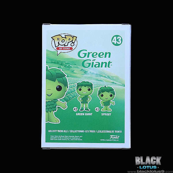 Funko Pop! - Ad Icons - Green Giant - Sprout