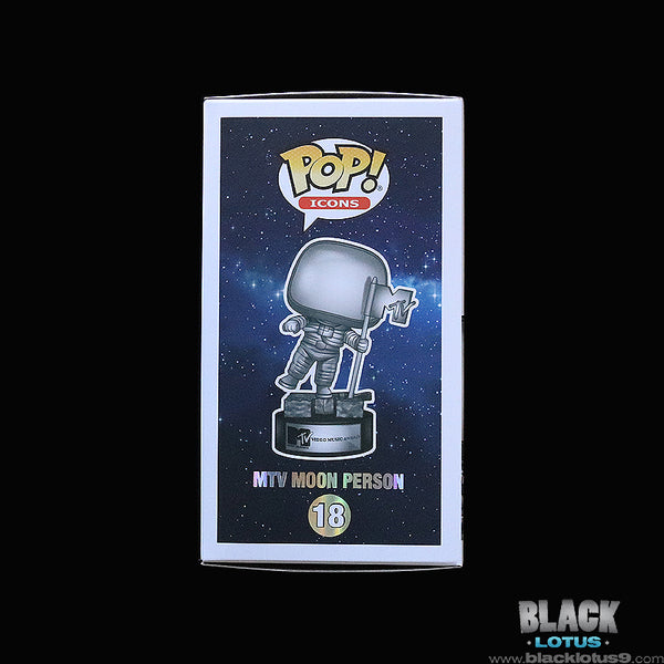 Funko Pop! - Ad Icons - MTV Moon Person