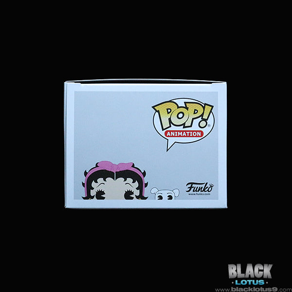 Funko Pop! - Animation - Betty Boop - Sock Hop Betty Boop and Pudgy